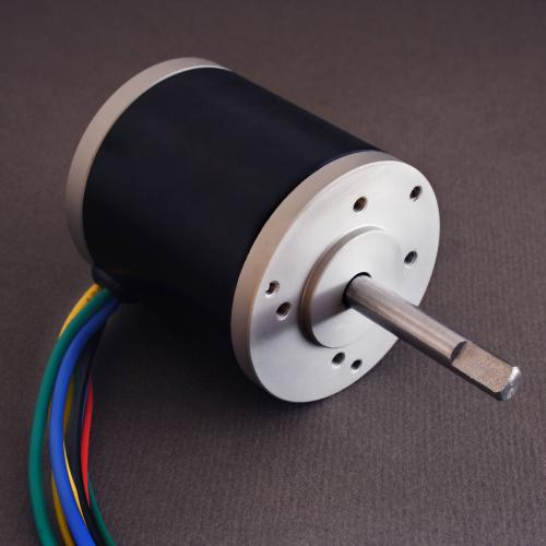 New line of brushless DC motors expands miniature power transmission range