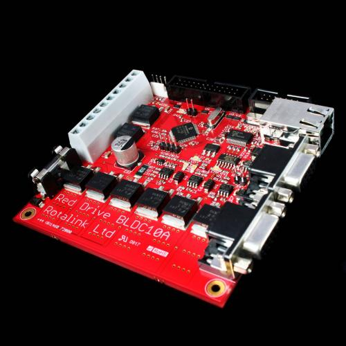 Rotalink 39 S Red Drive Is Now Available For Brushless Dc Servo Motor Motion Control Rotalink Ltd