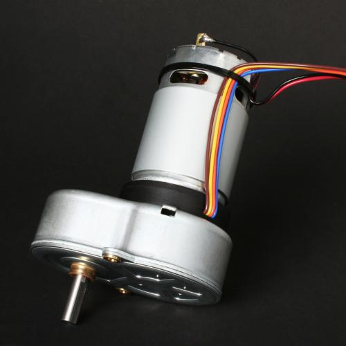 INCREMENTAL ENCODER IDEAL FOR LOW SPEED APPLICATIONS